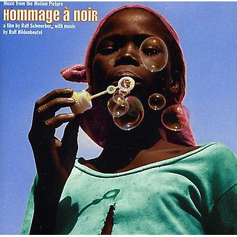 Ralf Hildenbeutel - Hommage a Noir [CD] USA import