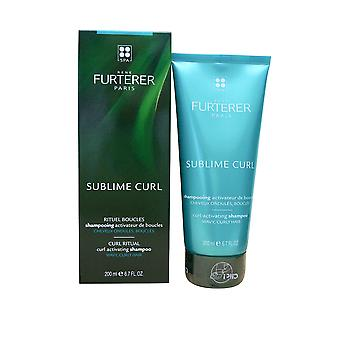 Rene Furterer Sublime Curl Activating Shampoo 6.7 OZ