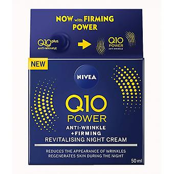 Nivea Q10 Power Anti-Wrinkle + Firming Revitalising Night Cream