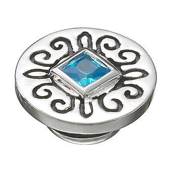 KAMELEON Blueberry Ice Sterling Silver JewelPop KJP387
