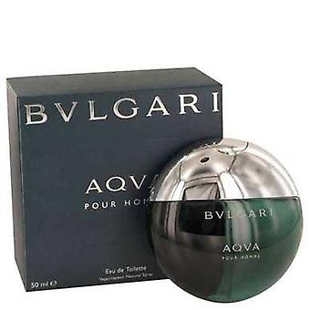 Aqua Pour Homme By Bvlgari Eau De Toilette Spray 1.7 Oz (men) V728-416380