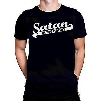 Blackcult craft - satan is my daddy - men's t-shirt