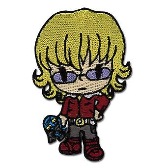 Patch - Tiger & Bunny - New SD Barneby Iron On Gifts Anime Licensed ge44037