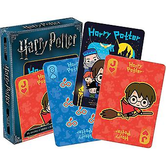 Speelkaart-Harry Potter-Chibi Poker52525