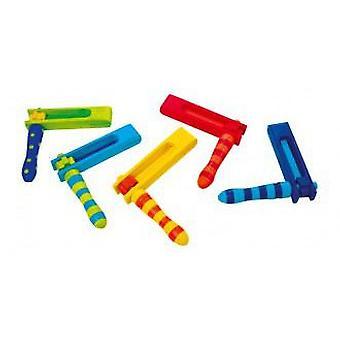 Legler Matraca, kleurrijke (baby's en kinderen, speelgoed, educatieve en creatieve)