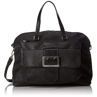 Tamaris Lee Business tas-Donna Schwarz tas (zwarte kam) 12x31x42cm (B x H T)