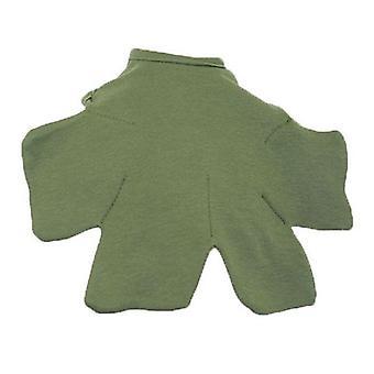 Green clover bib