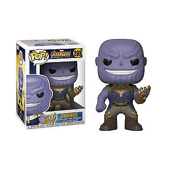 Avengers Infinity War Thanos Funko Pop Bobble Head