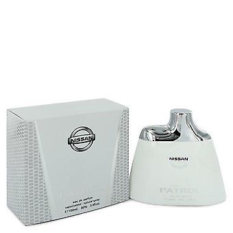 Nissan patrol eau de parfium spray by nissan 546231 100 ml