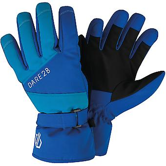 Dare 2b Boys Fulgent Water Repellent Textured Ski Gloves