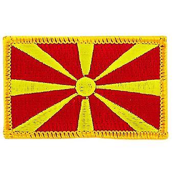 التصحيح Ecusson برود العلم Macedoine Macedonien Thermocollant Insigne بلاسون