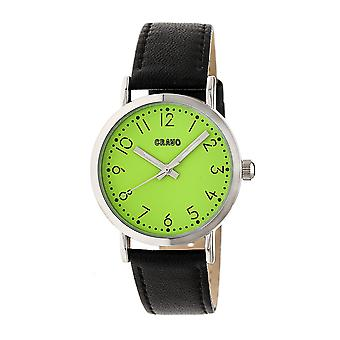 Crayo trots Unisex horloge-Lime