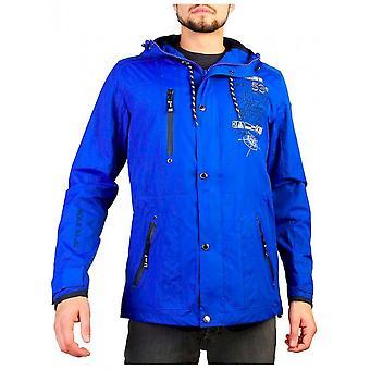 Geografisk Norge-kläder-jackor-Clement_man_royalblue-men-kungsblå-S