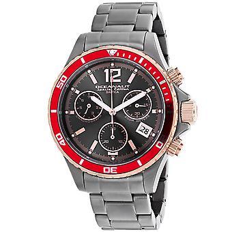 Oceanaut Men's Baltica Edición Especial Reloj De Marcado Negro - OC0530