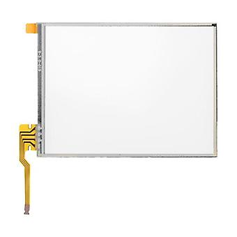 Replacement bottom touch screen digitizer part for nintendo 2ds with pre-fitted adhesive