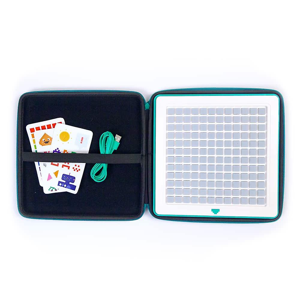 Tech Will Save Us Arcade Coder Carry Case | Educational Coding & Gaming Kit, Ages 6 and up