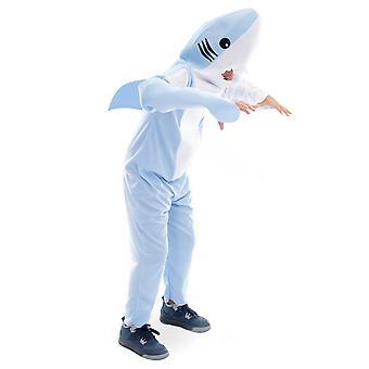 Ferocious Shark Halloween Costume, 4-6