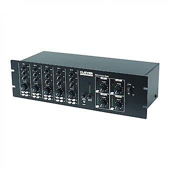 Clever Acoustics Zm 4 4 Zone Mixer