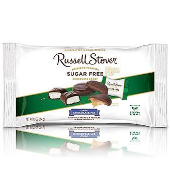Russell Stover Sugar gratis mørk sjokolade Mix