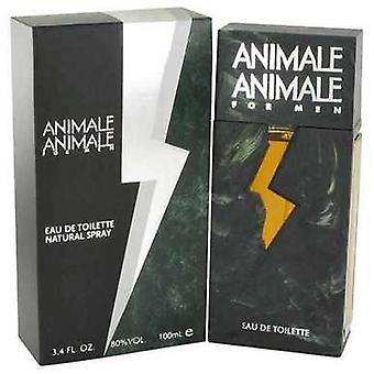 Animale Animale by Animale Eau De Toilette Spray 3.4 Oz (hommes) V728-416928