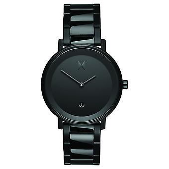 MVMT Signature II Women's Watch horloge roestvrijstaal D-MF02-BL