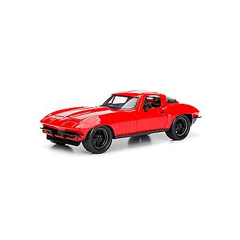 Chevrolet Corvette Letty's Car Diecast Model Car from Fast And Furious 8