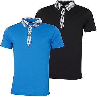 Bobby Jones Mens Règle 18 Tech Nobu Moisture Wicking Polo Polo Shirt