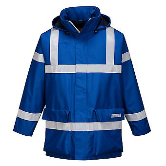 Portwest - Bizflame Rain Anti-Static FR Safety Workwear Jacket