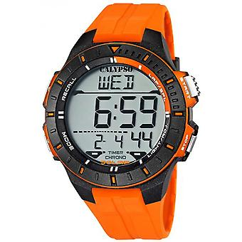 Montre Calypso Silicone Digital For Man K5607-1 - Homme