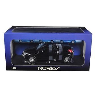 Opel Tigra Convertible Black 1/18 Diecast Car Model by Norev