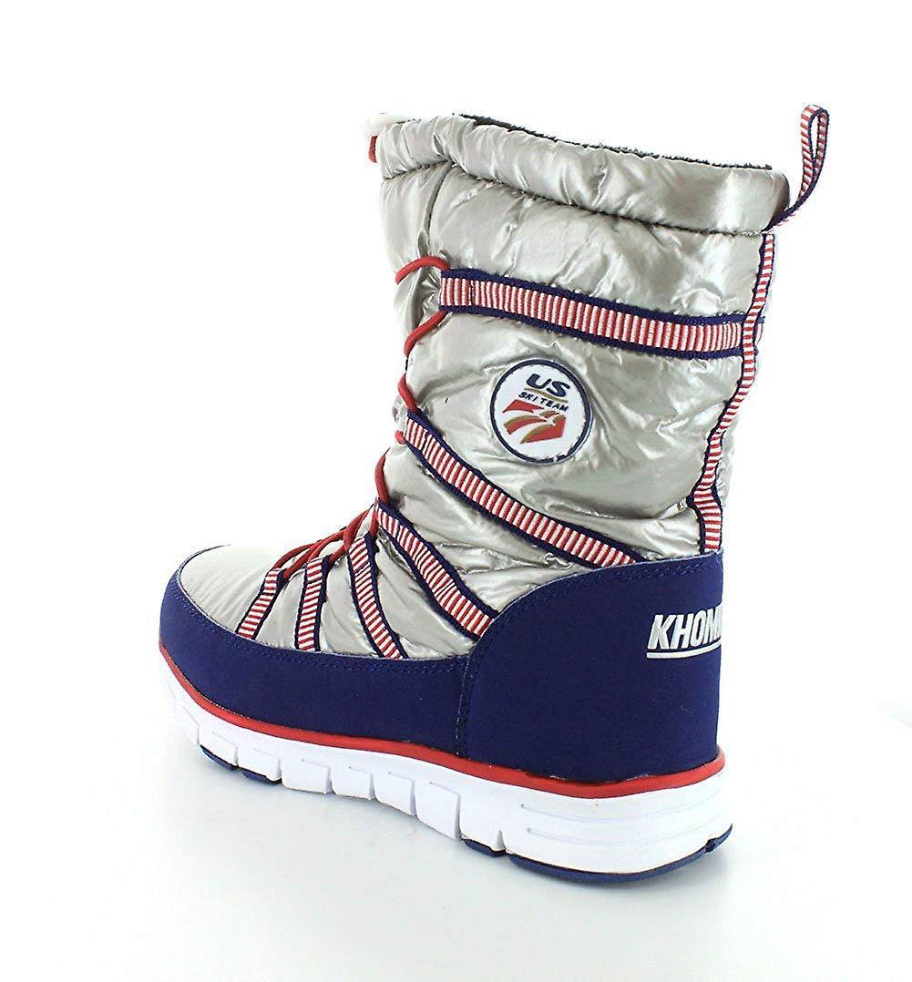 Khombu Womens Alta USA Winter Boot