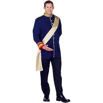 Prince Adult Costume