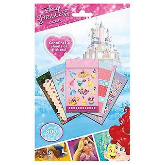 Disney Princess 800pc Sticker Set