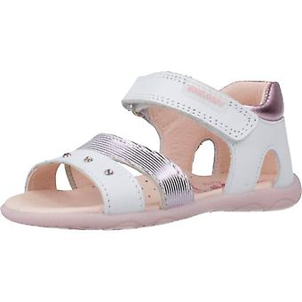 Pablosky Sandals 073507 Color Blanrosa
