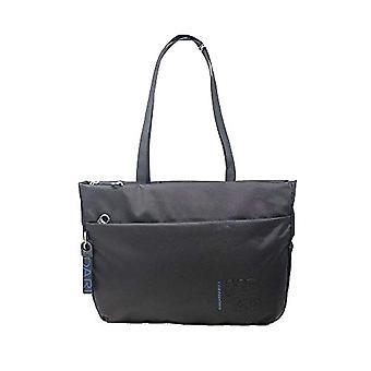 Mandarin Duck Md 20 Black Women's shoulder bag (Black) 10x10x10 cm (W x H x L)