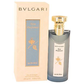 Bvlgari Eau Parfumee Au de Bleu door Bvlgari Eau De Cologne Spray (Unisex) 5 oz/150 ml (vrouwen)
