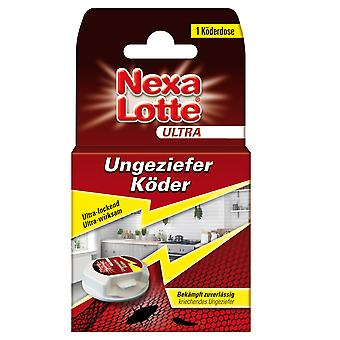 NEXA LOTTE® Ultra vermin bait, 1 piece