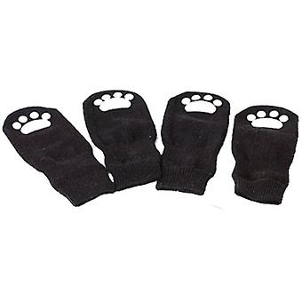 Ferribiella Large Socks Black (Dogs , Dog Clothes , Shoes)