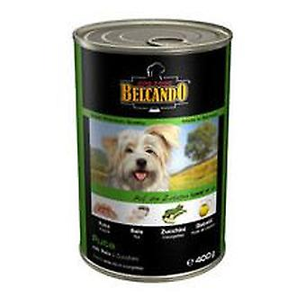Belcando Turkey with rice and courgette (Dogs , Dog Food , Wet Food)