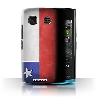 STUFF4 Case/Cover für Nokia 500/Chile/Chiliean/Flags