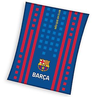 FC Barcelona SD Fleece Blanket