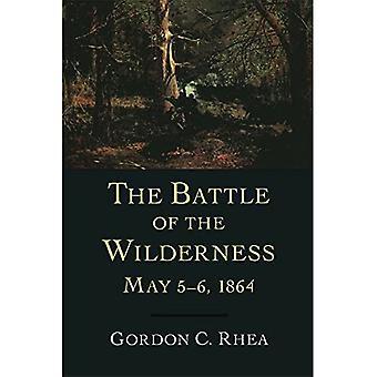 Slaget ved Wilderness, 5-6 mai 1864