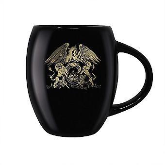 Dronning, Krus - Guld Crest