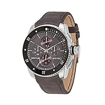 Sector No Limits R3271903004 350-men's wristwatch, grey