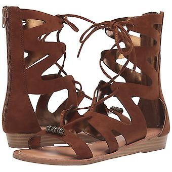 Carlos by Carlos Santana Womens Toya Leather Open Toe Casual Strappy Sandals