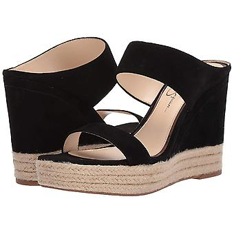 Jessica Simpson Womens SIERA Fabric Open Toe Formal Platform Sandals