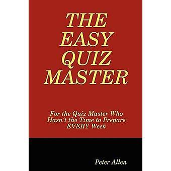 Der Easy Quiz Master von Allen & Peter