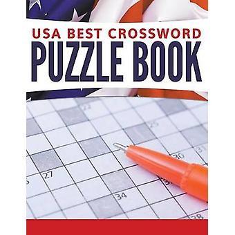 USA Best Crossword Puzzle Book by Publishing LLC & Speedy