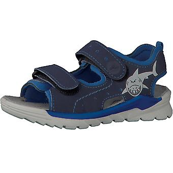Ricosta Boys Surf Sandals Nautic Blue