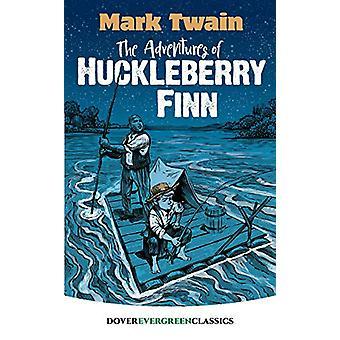 The Adventures of Huckleberry Finn by Mark Twain - 9780486828817 Book